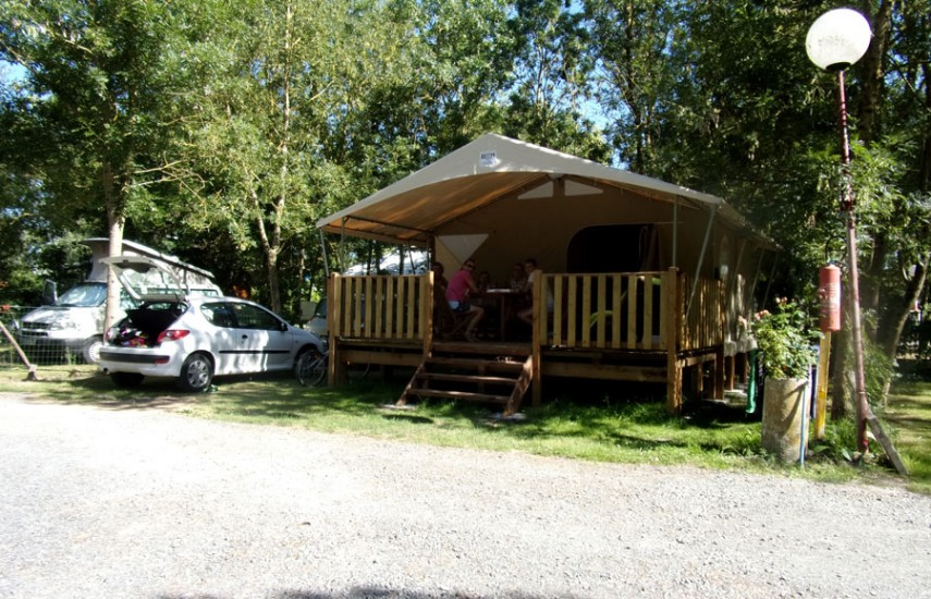 location mobil home marais poitevin