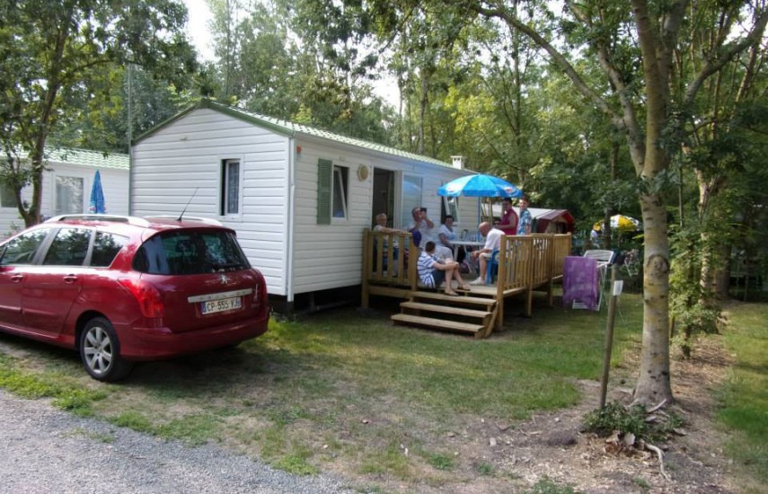 location mobil home damvix