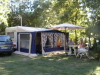 emplacement camping Coulon